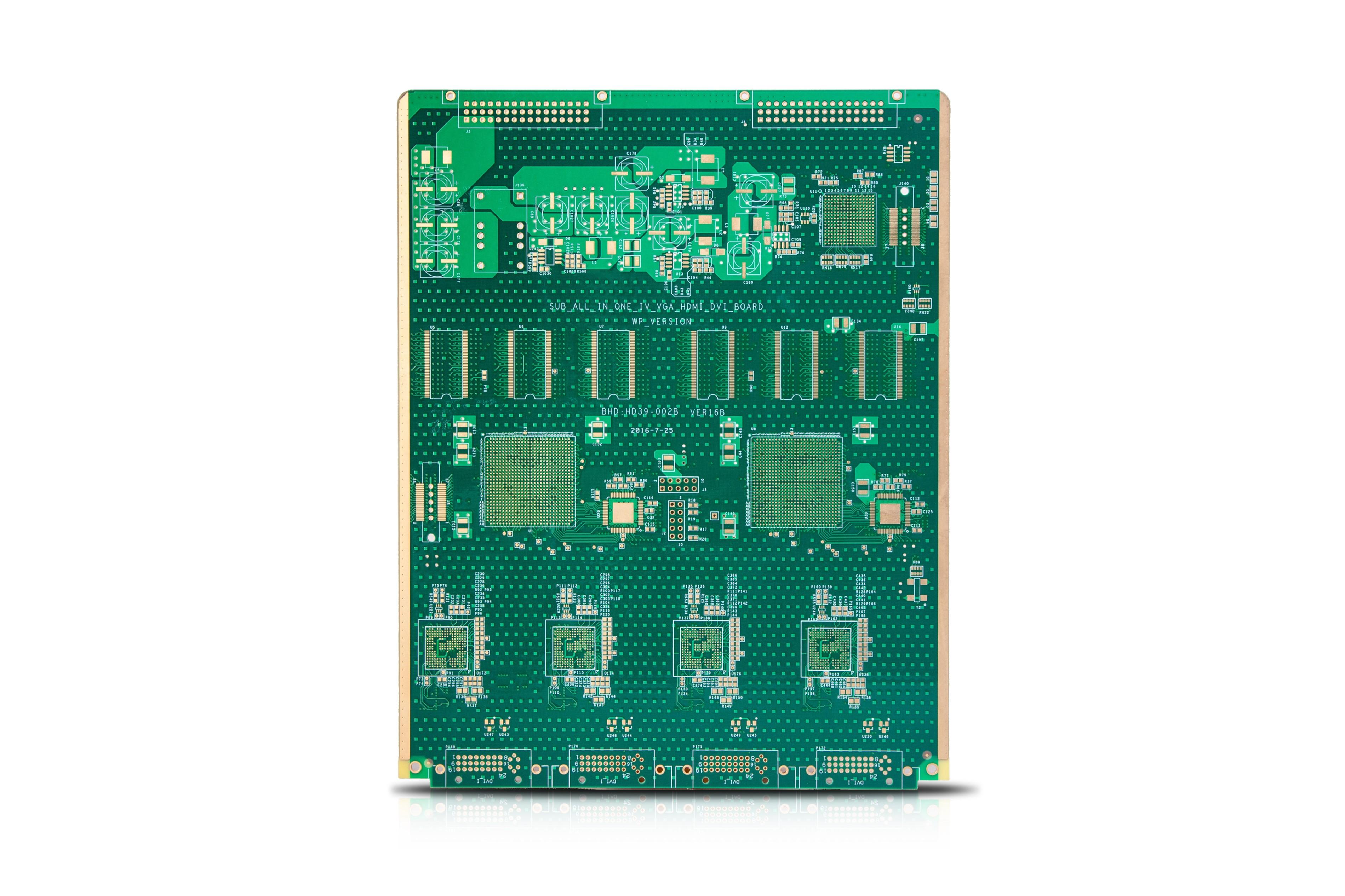 印刷电路板的制作流程是怎样的